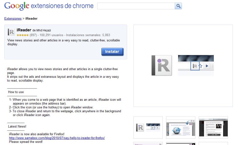 Las mejores extensiones para Google Chrome (III)