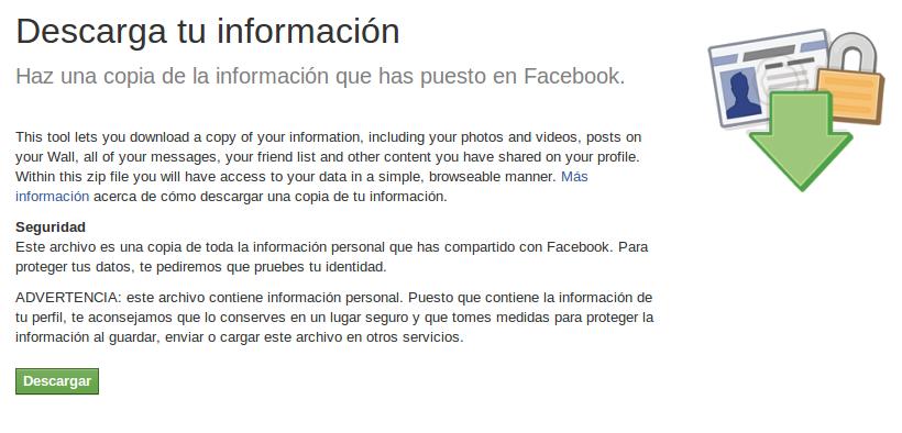 Facebook permite cambiar las páginas personales a comerciales
