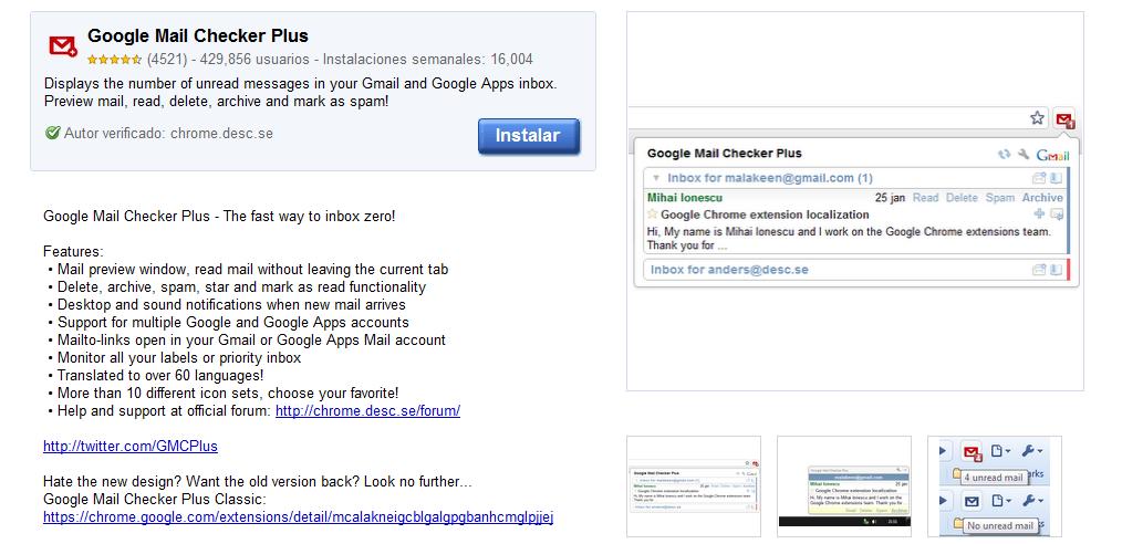Las mejores extensiones para Google Chrome (I)