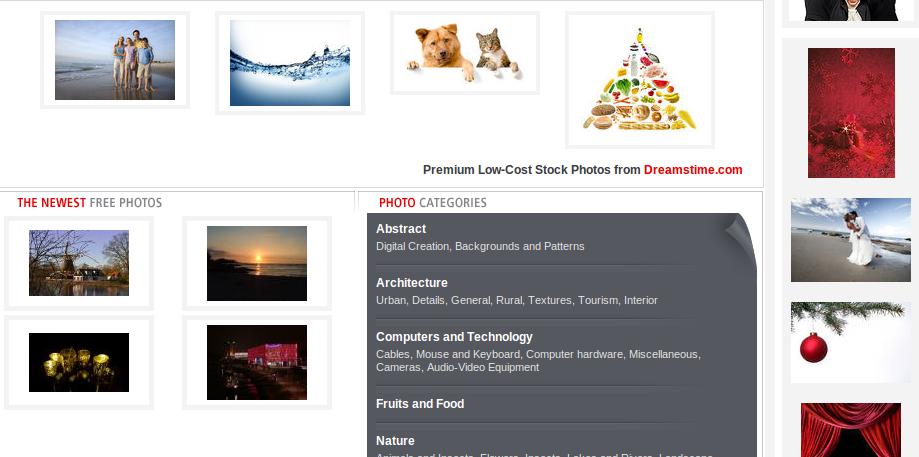 Galerías de imágenes para utilizarlas gratis en tus proyectos (II)