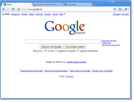 explorador de google chrome descargar gratis