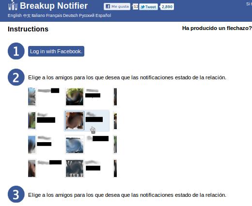 Cómo ligar en Facebook