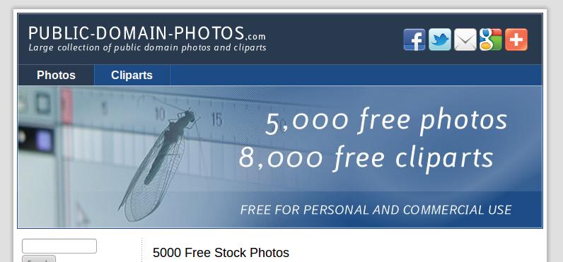 Galerías de imágenes para utilizarlas gratis en tus proyectos