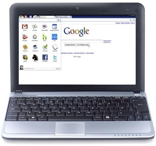 Llega Chromebook, una nueva manera de entender la informática