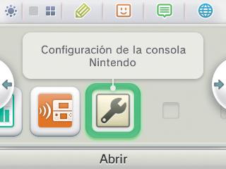Nueva actualización de sistema para Nintendo 3DS