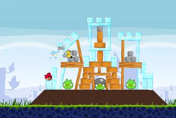 Jugar a Angry Birds en Chrome