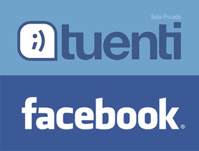 Facebook vs Tuenti