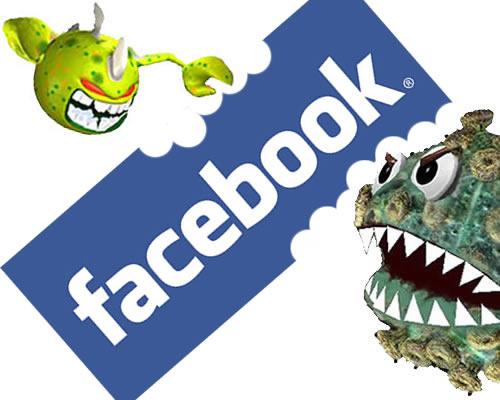 Cómo eliminar virus en Facebook