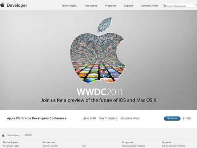 Inicia la Conferencia Mundial de Desarrolladores de Apple