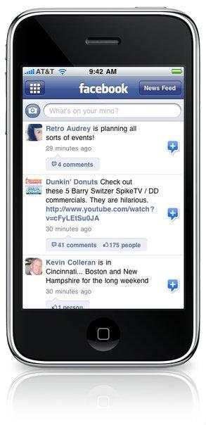 Spartan: Proyecto de Facebook para conquistar iPhone