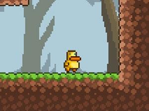 Juegos online gratis: Gravity Duck