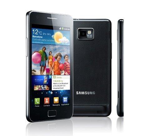 Éxito total del Samsung Galaxy S II: tres millones en ventas en 55 días