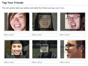 Facebook modificó su servicio de reconocimiento facial