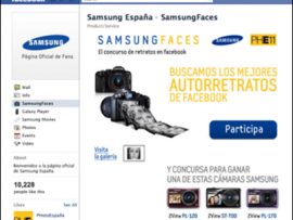 Samsung Faces: el nuevo concurso en Facebook