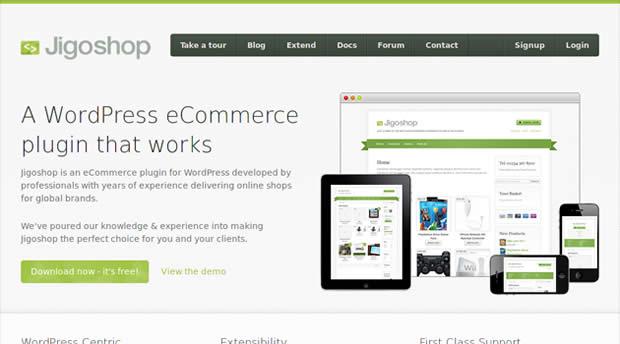 Jigoshop: tiendas virtuales en WordPress