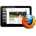 Llega el Firefox para tablets