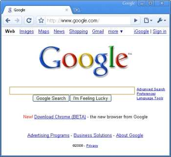 Google Chrome sigue creciendo