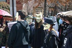 Anonymous obligó a cerrar cuatro estaciones en Estados Unidos