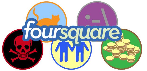 Foursquare posibilita organizar y compartir listas