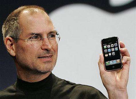 Steve Jobs tendrá su primera biografía autorizada