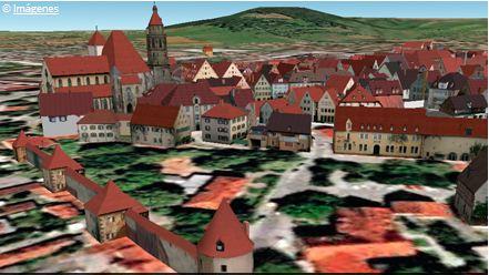 """""""Tu mundo en 3D"""": herramienta para crear maquetas"""