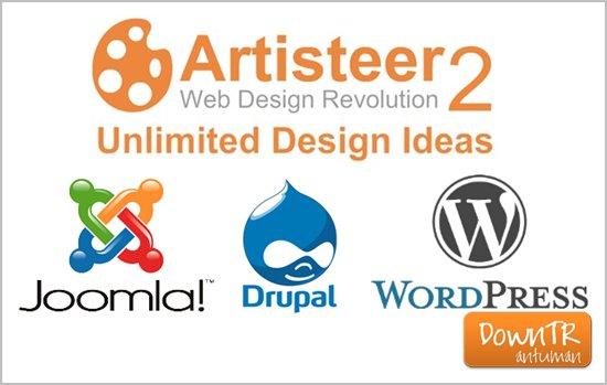 Artisteer: software para crear plantillas para CMS
