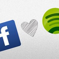 Polémica por la unión entre Facebook y Spotify