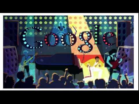 Google recuerda a Freddie Mercury con histórico Doodle