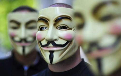 Anonymous se suma a la lucha contra la pornografía infantil