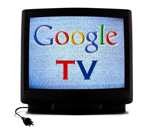 Google sigue insistiendo en Google TV
