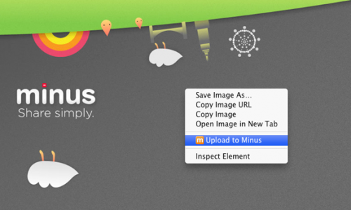 Minus actualiza sus extensiones para Chrome y Firefox