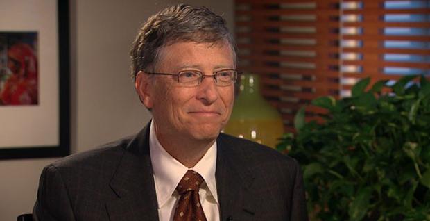 Bill Gates minimiza lo que se dice en la biografía de Steve Jobs