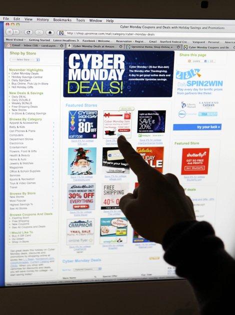 Alta demanda de compra online en EE.UU
