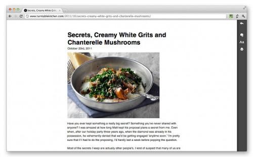 Lee artículos desde la web sin distracciones con Clearly