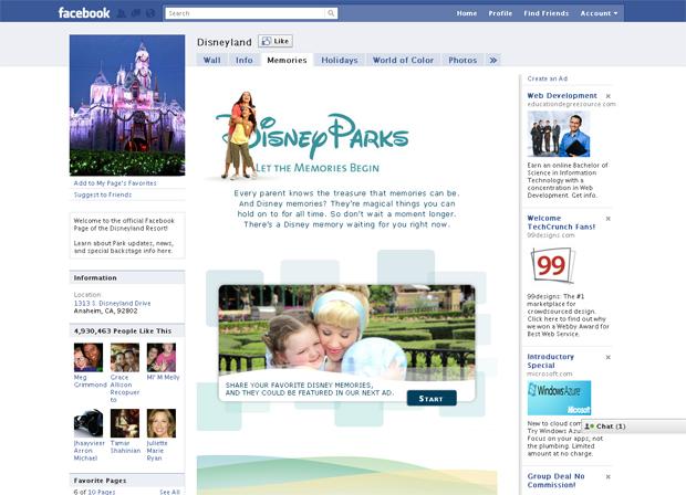 Consejos para diseñar páginas en Facebook