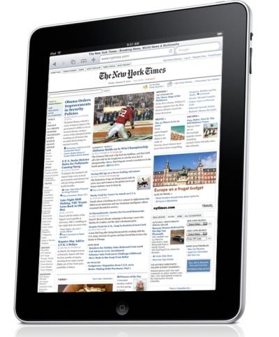 ¿Y finalmente tendremos un mini iPad?