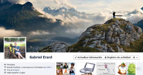Facebook: Comenzó la habilitación global de Timeline