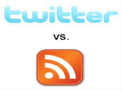 ¿Twitter sustituye a los lectores RSS?