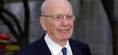 """Rupert Murdoch critica a Google y lo llama """"líder de la piratería"""""""