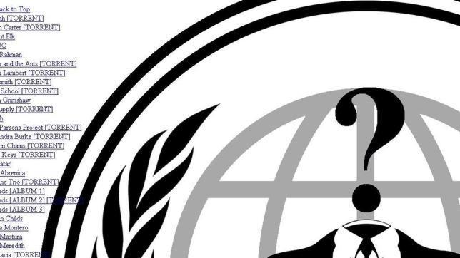 Anonymous declara la guerra a Sony