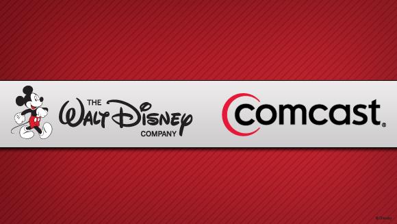Acuerdo entre Disney y Comcast