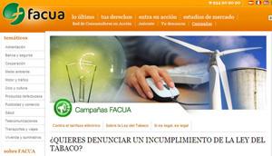 FACUA pide defender a los usuarios de Megaupload
