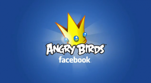 Angry Birds llegará a Facebook el 14 de febrero