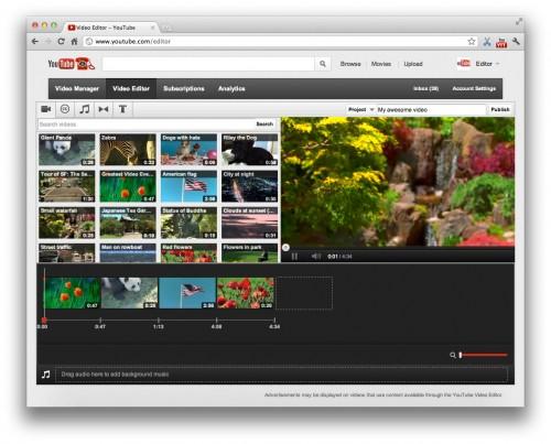YouTube presentó mejoras para sus herramientas en línea