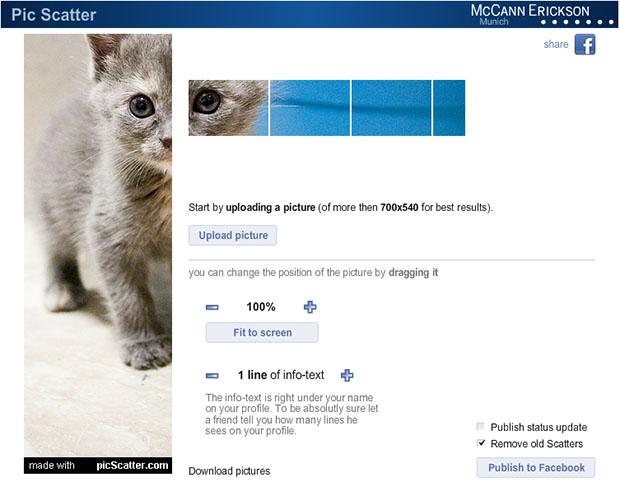 Crear una portada para Facebook con tus propias fotografías