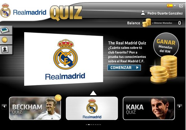 Real Madrid Quiz: demuestra lo que sabes de tu equipo en Facebook