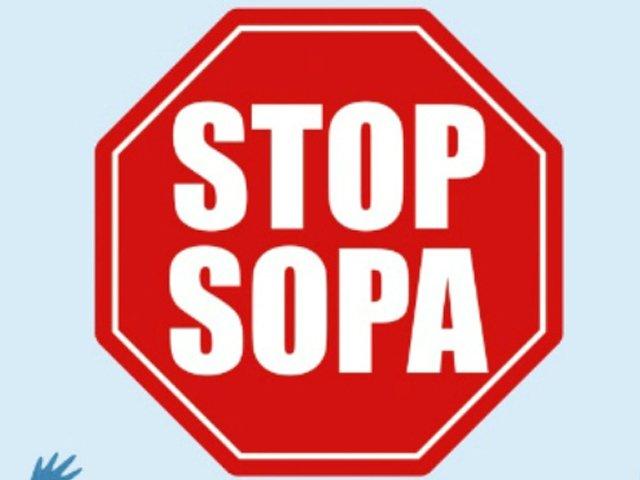 Crecen las protestas contra la Ley SOPA