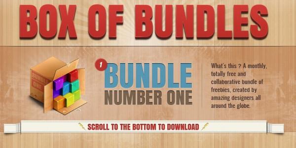 Llega Box of Bundles: la web para diseñadores