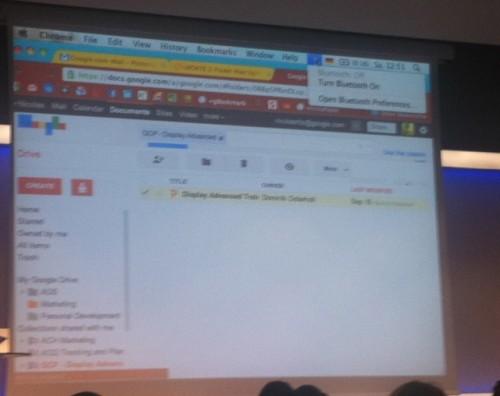 """Según WSJ, Google Drive """"llegará en poco tiempo"""""""