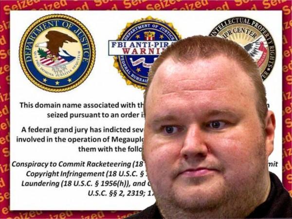 El fundador de Megaupload se burla de las autoridades de EE.UU